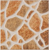 di ceramica interno della pietra rustica del ciottolo delle mattonelle di pavimento di 300X300mm Matt