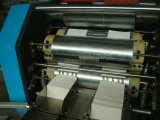 기계를 만드는 제조 돋을새김 접히는 유형 손수건 티슈 페이퍼