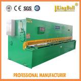 Cnc-hydraulisches Pendel-scherende Maschine