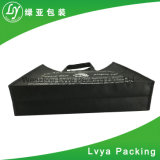 Bolsos no tejidos reutilizables de encargo con la impresión de la insignia
