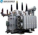 145kV Class in olie ondergedompelde Transformator van de macht (maximaal 150MVA)