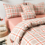 大きいロットのためのOEMの契約200tの羽毛布団の寝具セット