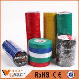 Bande électrique de PVC dans la bande d'isolation électrique de PVC de roulis enorme