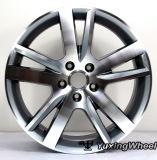 L'alluminio borda la rotella della lega per Audi
