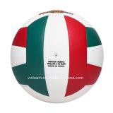 El Reglamento Tamaño y peso coinciden con pelota de voleibol