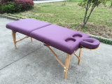 Деревянная таблица для женщин, портативная таблица массажа массажа для девушки