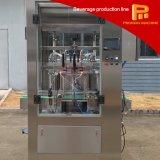 자동적인 해바라기 기름 병 충전물 기계