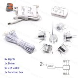 4W 12V CREE LED Bulb Spot Light com transformador