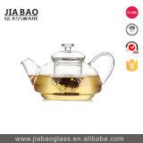 [550مل] زجاجيّة [إينفوسر] [بوروسليكت غلسّ] شاي إناء مجموعة