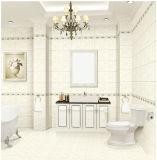 Glasig-glänzende wasserdichte Porzellan-Wand-Innenfliese für Hauptdekoration 300X600mm