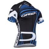 Komprimierendes Kleid-Fahrrad-Abnützung-komprimierendes Hemd für Männer