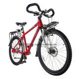 Tdjdc 알루미늄 합금 6061 자전거 안 7개 속도 샤프트 드라이브 여행 자전거