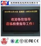 &Phi электроники; 5.0 Сообщение цвета крытой матрицы СИД двойное рекламируя знак индикации