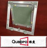 Porta de acesso de alumínio Moisture-proof com corrente de segurança AP7752