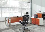 Mesa de escritório de luxo Design de mesa de escritório executivo de madeira (HF-SIA01)