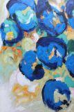 Het mooie Hijgen Van uitstekende kwaliteit van de Olie van de Kleur Abstracte Met de hand gemaakte