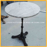 Polido Natural G562 Maple Red Granite Stone Round Table Table
