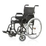 Manuale d'acciaio, a scatto rapido, sedia a rotelle, (YJ-008)