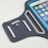 Bracciale personalizzato del PVC con il supporto di scheda