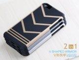 Novo 2 TPU + Proteção TPU + PC Slim Armor Shock Proof para iPhone 7 Case