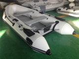 Ce 4-5 Personen 320 de Opblaasbare Boot van het Rubberbootje