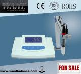 Compteur pH de Digitals Benchtop, analyseur de pH