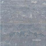 Azulejo de suelo de cerámica Polished lleno de mármol con la superficie brillante