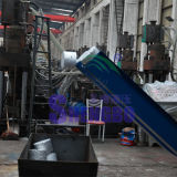 De automatische het Draaien van de Spaanders van het Aluminium Machine van de Briket (horizontaal type)