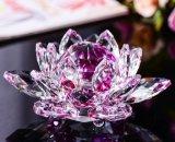 Mestiere del loto di cristallo dell'artigianato per la decorazione domestica