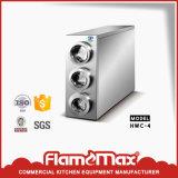Réchauffeur d'étalage de pommes frites/machine de casse-croûte (HWC-835)