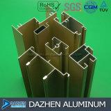 Vervaardiging van het Profiel van het Aluminium van de factor de Directe Verkoop Aangepaste voor de Deur van het Venster