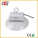 200W/300W Cubierta de aluminio de almacén de sustitución de lámparas de ahorro de energía LED de alta de las luces de la Bahía de supermercados