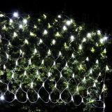 [1.5إكس1.5م] [سترّي نيغت] حديقة [لد] عيد ميلاد المسيح بيضاء لون شبكة ضوء