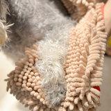 Toalla suave del animal doméstico de Microfiber de la alta calidad para los animales
