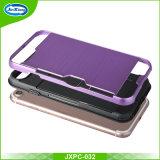 para LG V10 caixa escovada do telefone móvel da ranhura para cartão para LG V10