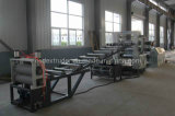 PE/PP/PS/HIPS/ABS/PVC Blatt-Strangpresßling-Zeile