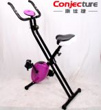 推量は磁気エアロバイク、体操の適性のエアロバイクを遊ばす