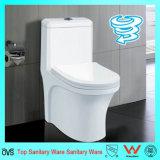 La Chine Une pièce du fabricant Double Toilettes de rinçage