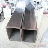 Tubulação do quadrado do aço inoxidável para a indústria da maquinaria