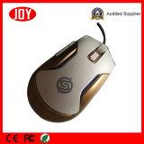 형식 디자인 USB Dirver 광학적인 타전된 마우스