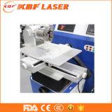 do ponto automático da linha central 200W três máquina de soldadura precisa do laser do CNC YAG