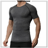 자유로운 색깔 체조 착용 남자 t-셔츠