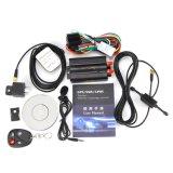 Rastreador del sistema TK103B del GPS del coche con el GPS y GSM en tiempo real doble Localización, control remoto antirrobo vehículo Tracker GPS103b ninguna caja