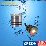 Ce & colore di RoHS che cambia l'indicatore luminoso subacqueo della piscina di IP68 WiFi LED