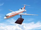 Prodotto dei velivoli di modello dell'aeroplano del Tupolev Tu-154