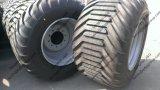 Pistolet de flottille agricole 700 / 50-26.5 pour chariots de grains agricoles