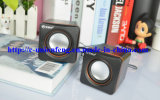 Cadeau promotionnel USB 2.0 Computer Mini Speaker, Portable Portable Mini Speaker