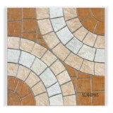Azulejo de suelo de cerámica rústico de la inyección de tinta para el jardín con ISO (ALM4P05)