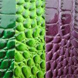 핸드백 만들기를 위한 튼튼한 합성 물질 PVC 가죽