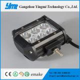 18W Pièces de rechange pour moto LED Lumière de travail à LED Spot Light pour pièces VTT